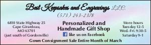 Best Keepsakes & Engravings LLC