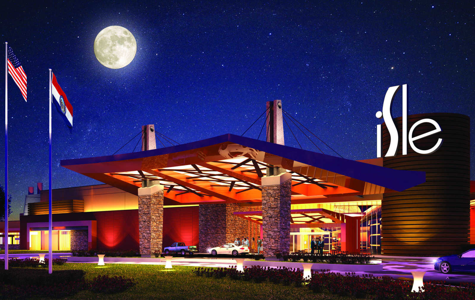 Casino isle cape girardeau mo