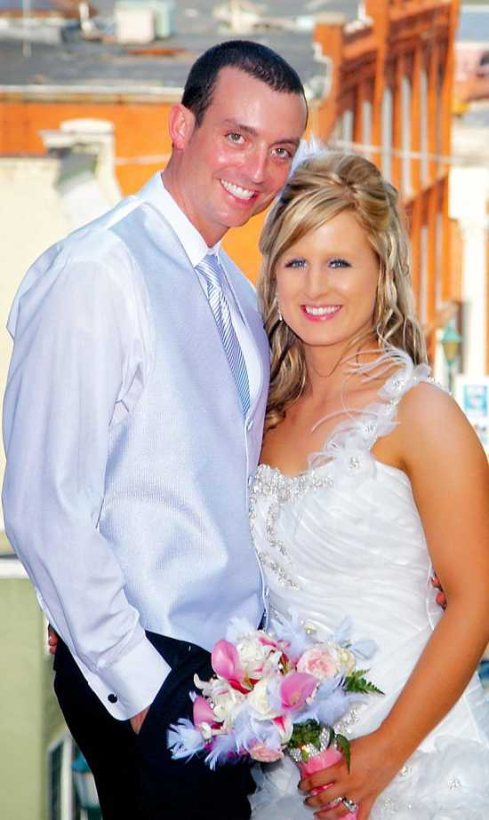 Ashley Johnson married
