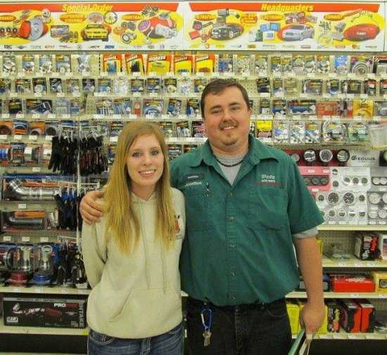 Submitted Story: O'Reilly Auto Parts honored with Patriot Award (2 ...
