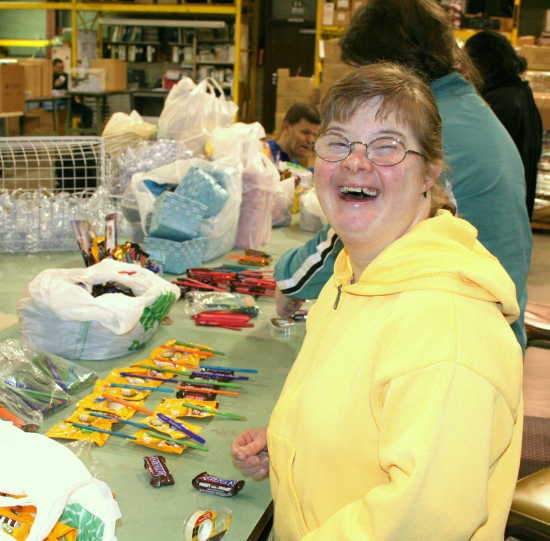 businesses in honor of developmental disabilities awareness month
