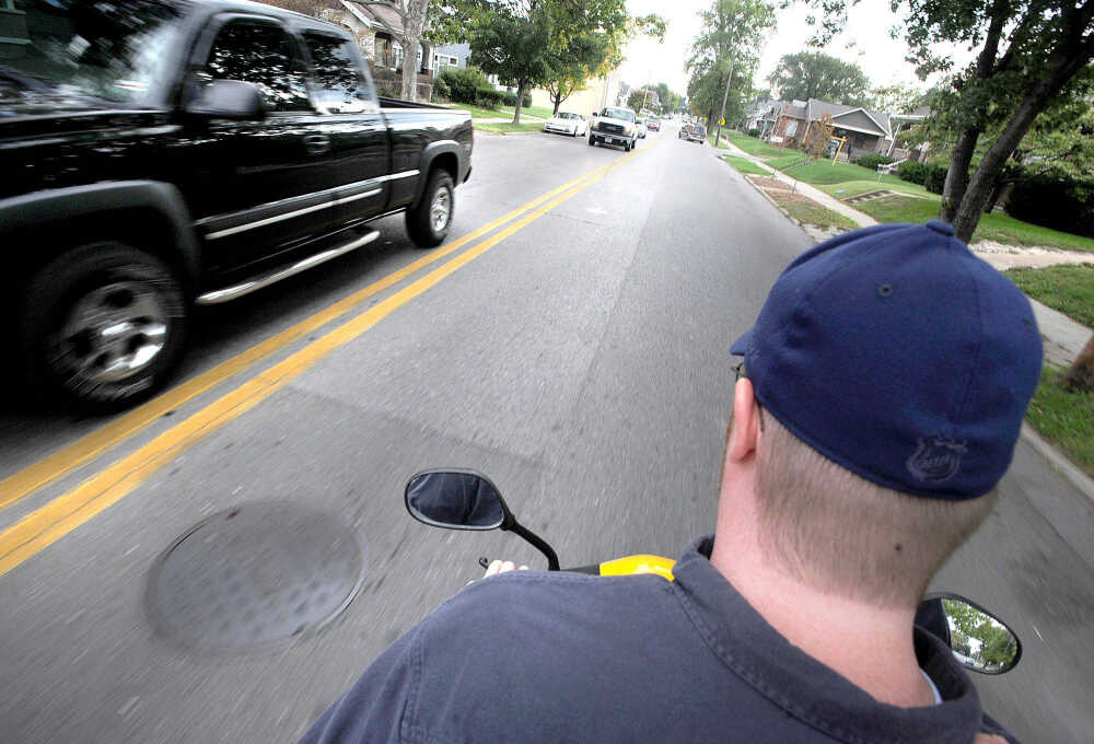 Local News Cape Council To Consider Requiring Helmets Insurance For Scooter Riders 10 1 12