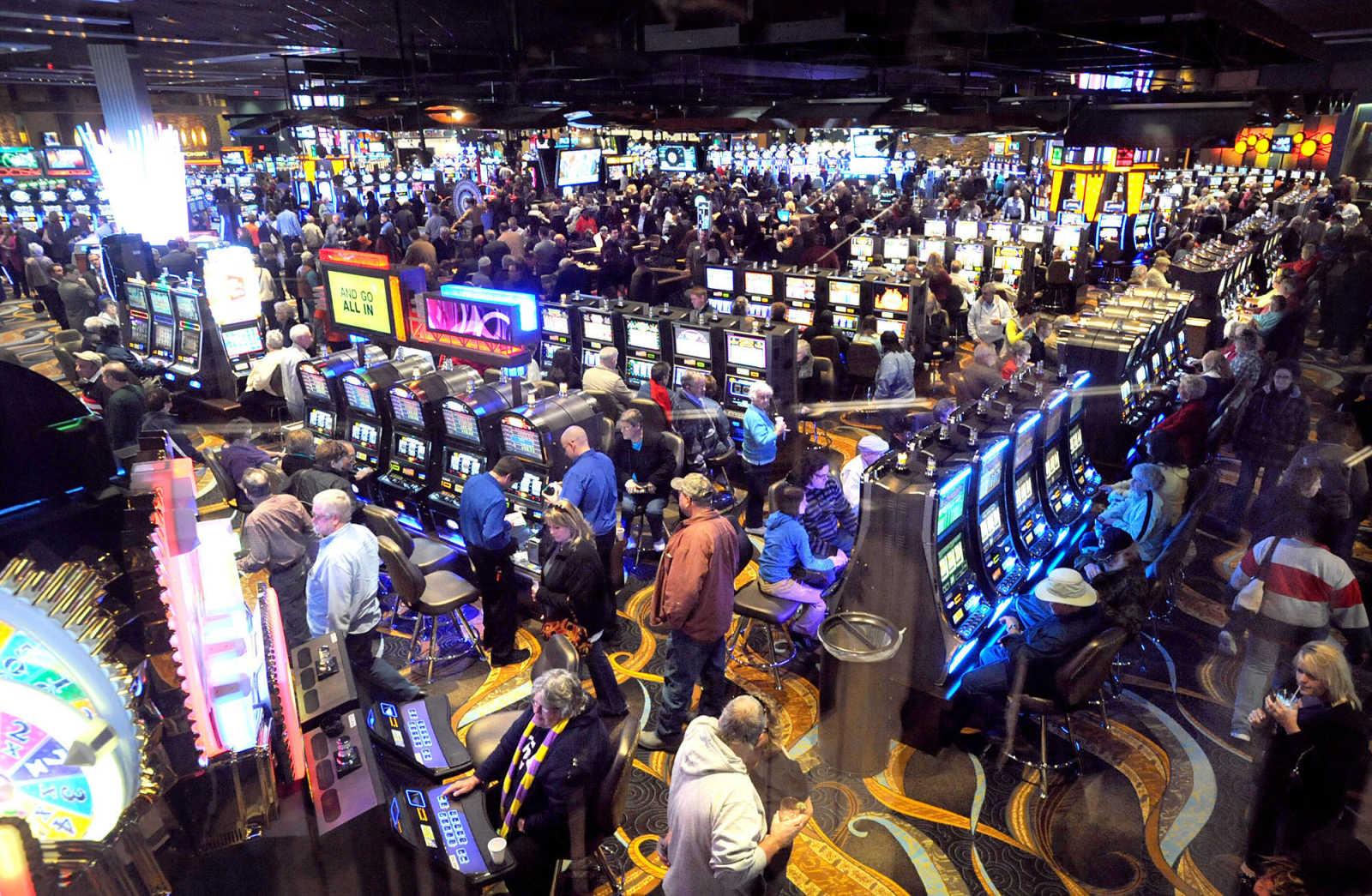 Gambling casino cape girardeau