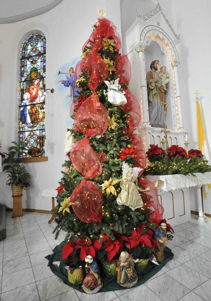 photo gallery christmas country church tour 12 23 12