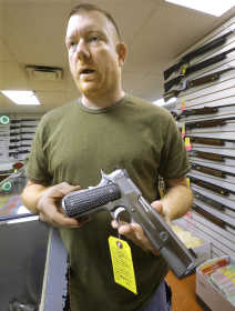 State News: Judge tosses bid for hastened Illinois concealed carry ...