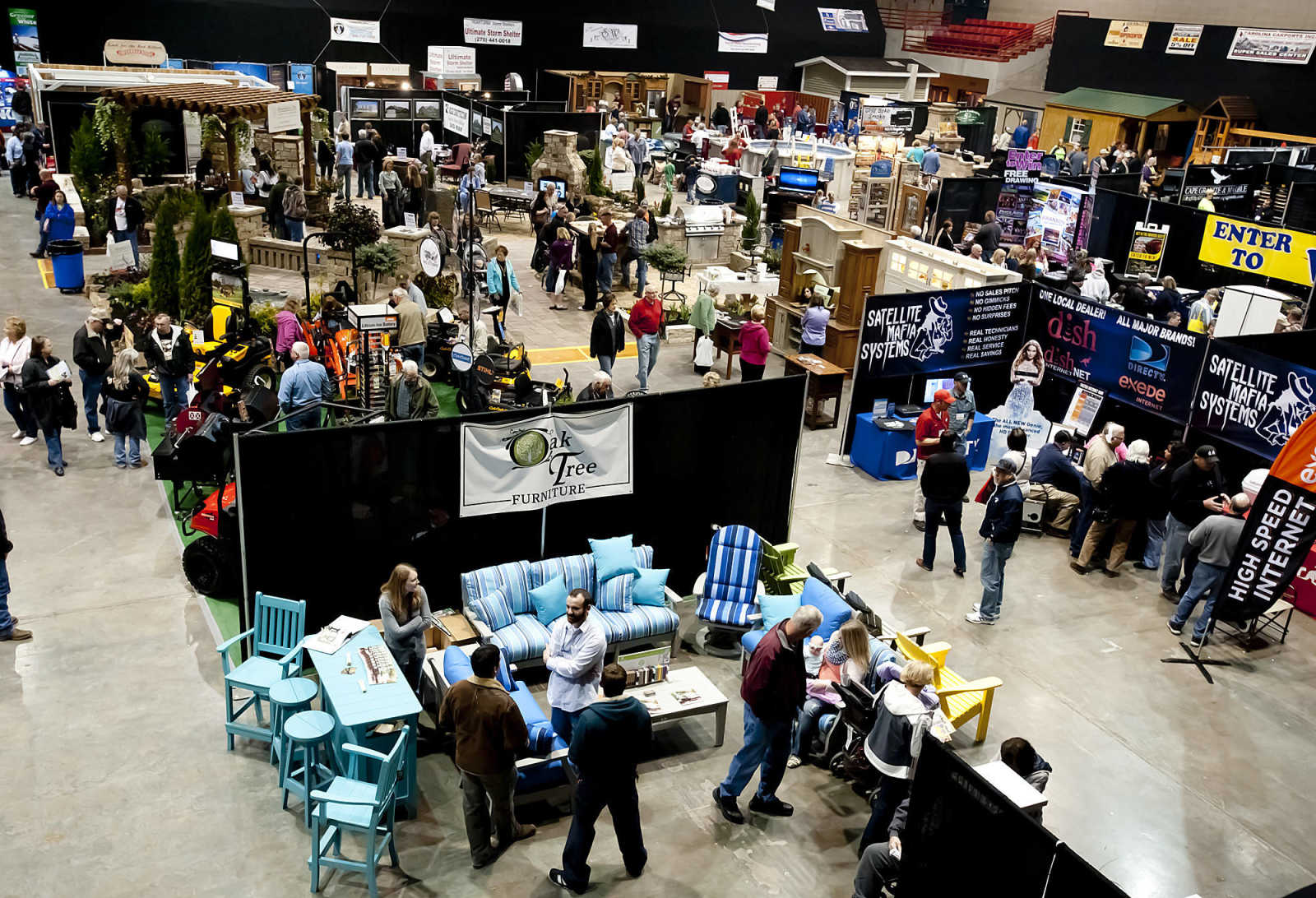 photo gallery 2014 heartland home and garden show southeast - Home And Garden Show Dallas