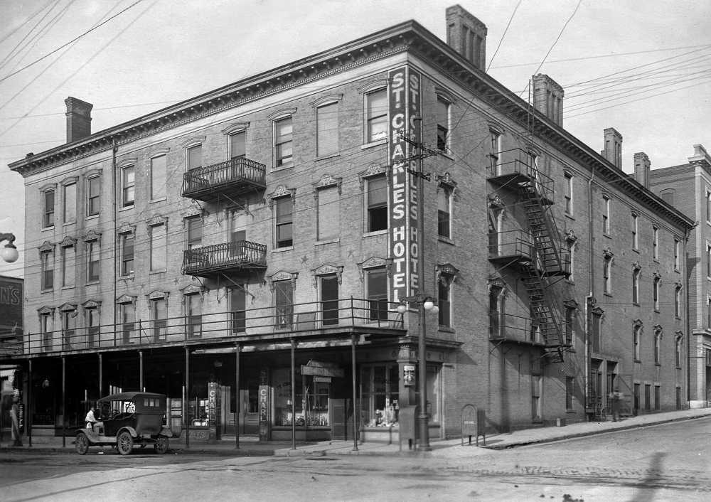 St. Charles Hotel