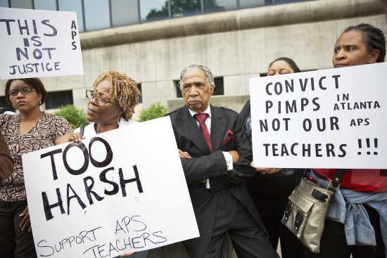 Cheating Case In Atlanta : Atlanta school cheating case is set to proceed wsj