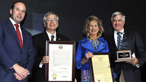 Cape Girardeau Area Chamber of Commerce honors members at annual banquet