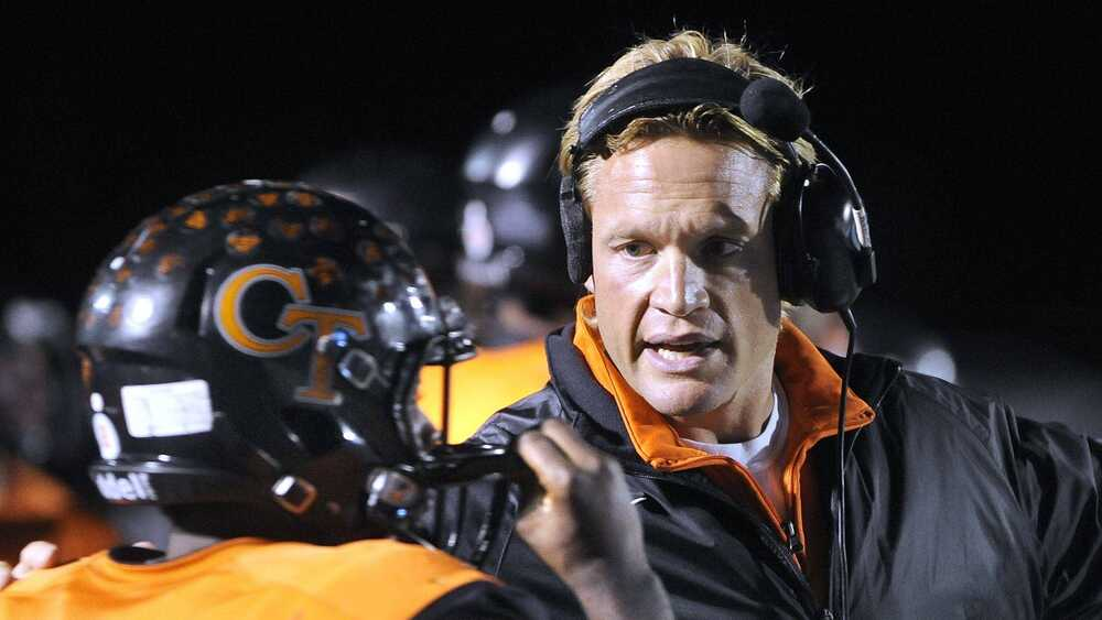 Central football coach leaving for St. Louis County job