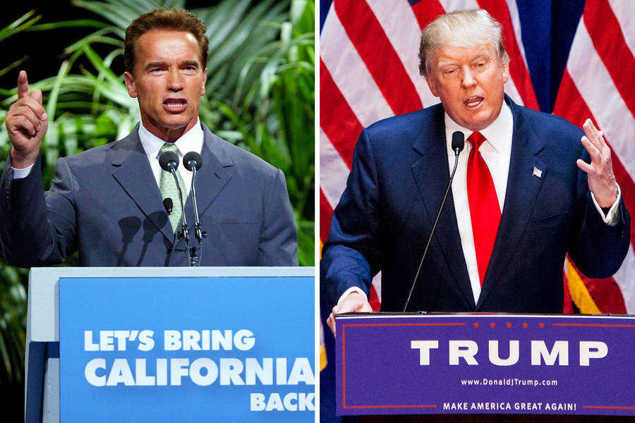 arnold schwarzenegger leader of california During his time as minority leader in the california state assembly, chad mayes worked to reshape the image of the republican party within the state and beyond, away.