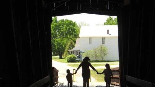 Annual Scenic Drive provides a look at history, as well