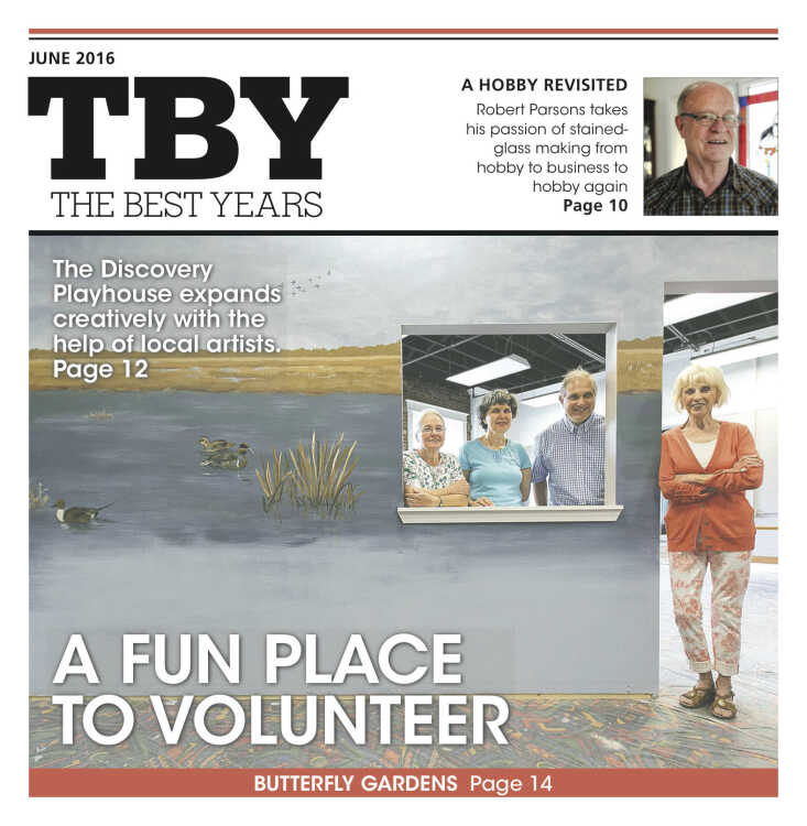 Browse the latest issue of TBY