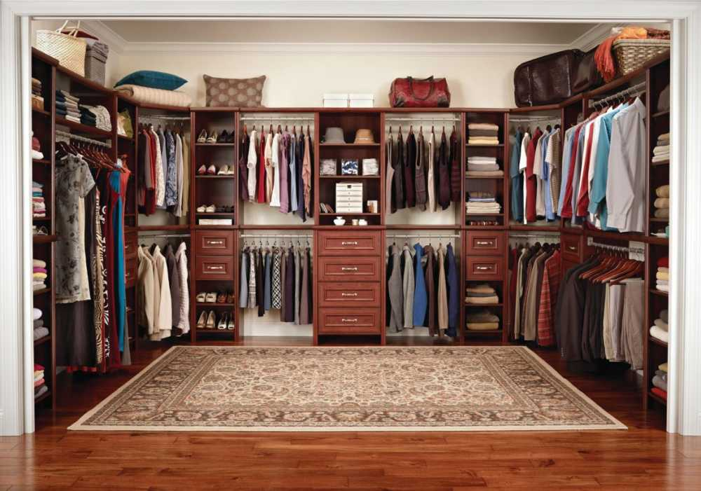 Miscellaneous Ultimate DIY How To Convert A Spare Room Into A Dream Closet