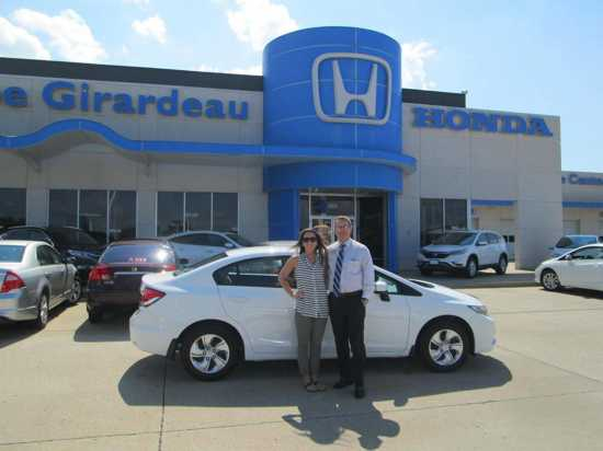 Cape Girardeau Honda >> Miscellaneous People S Choice 2016 Cape Girardeau Honda 8