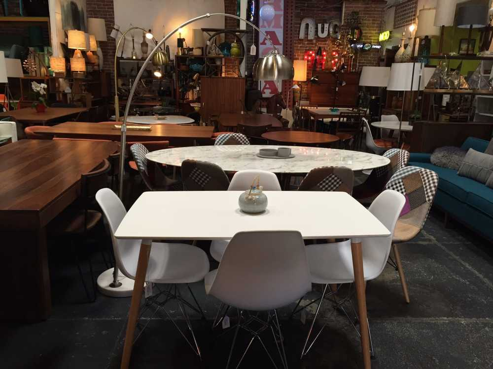 Community: Mix and match is the modern way to furnish a dining ...