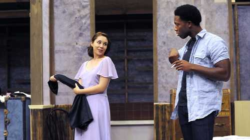 'A Streetcar Named Desire' rolls onto River Campus stage next week