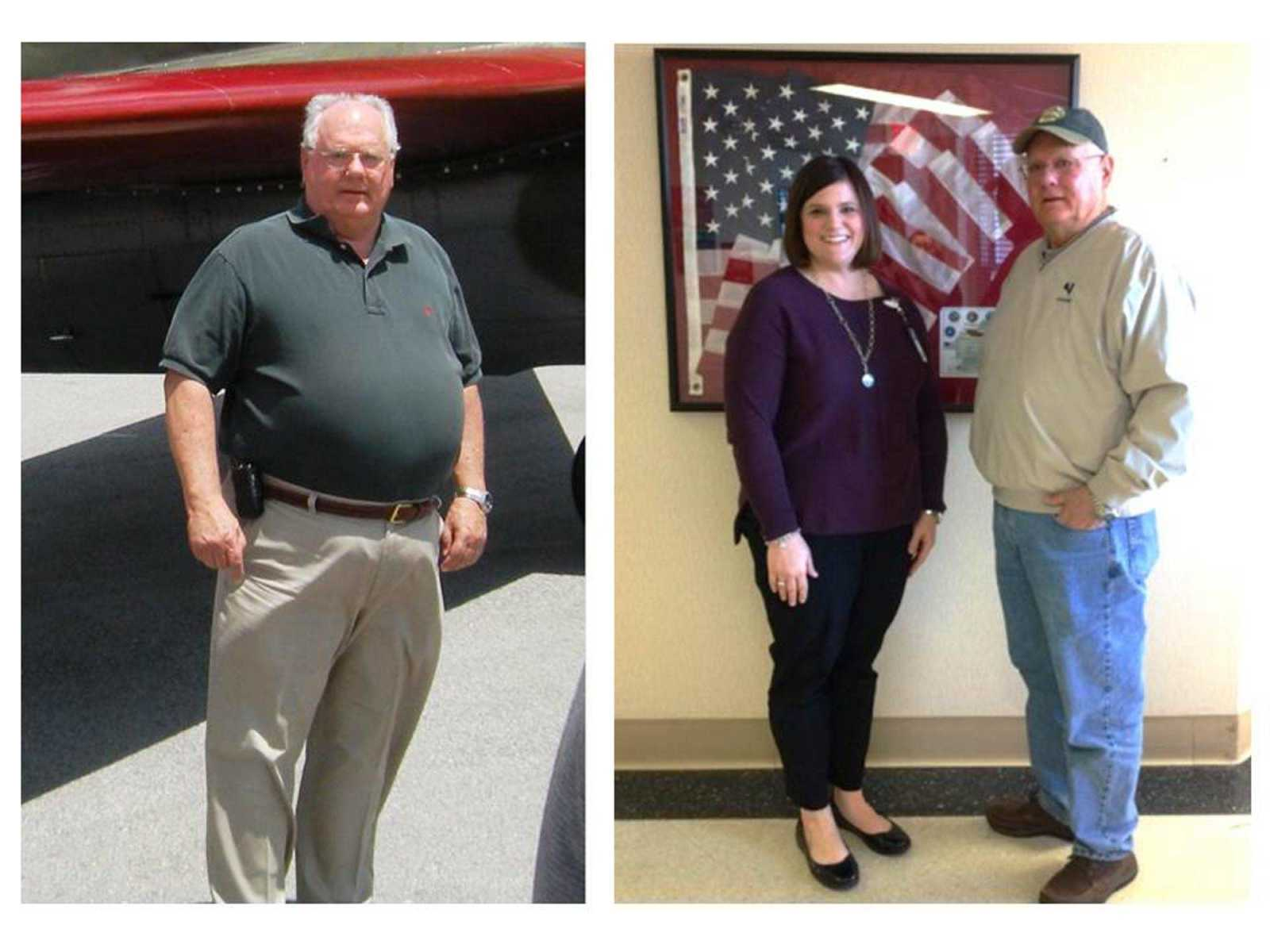 Poplar Bluff veteran loses 65 pounds through diet and exercise
