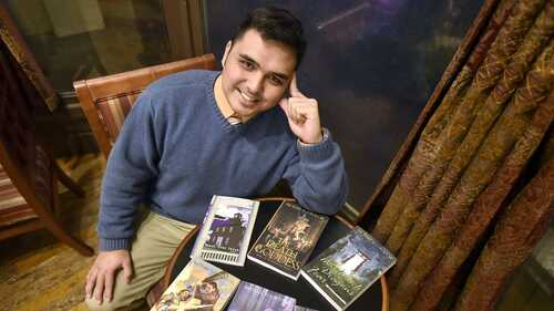 Scott City man opens Kapuha Press to tell his stories, help others tell theirs