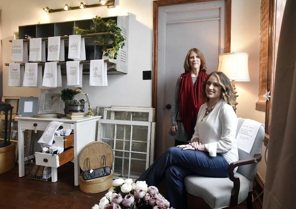 Business Notebook Whimsy Home Decor Store Opens In Downtown Cape