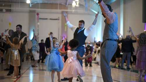 Annual father-daughter dance provides some fun bonding time
