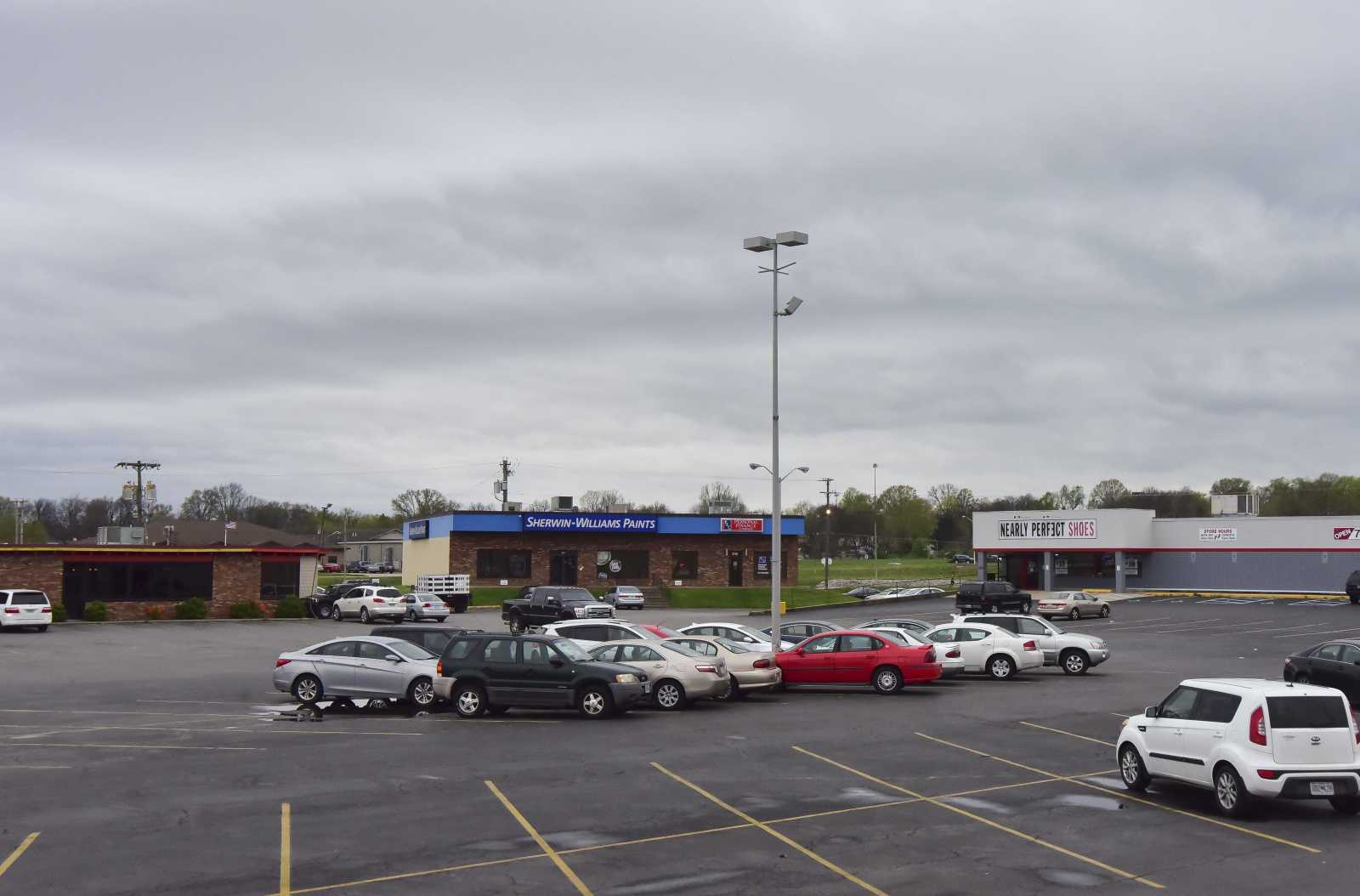 A number of structures would be demolished and the parking configuration  changed as part of a plan for new commercial buildings and the future. Local News  Plan for redevelopment around Hobby Lobby delayed by