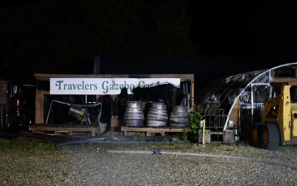 The Cape Girardeau Fire Department Responds To A Structure At Travelers Gazebo Gardens And Pet Center Early Morning Of June 21 In