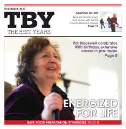 View the latest edition of TBY