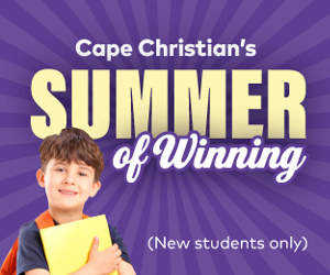 Cape Christian Community School's Summer of Winning