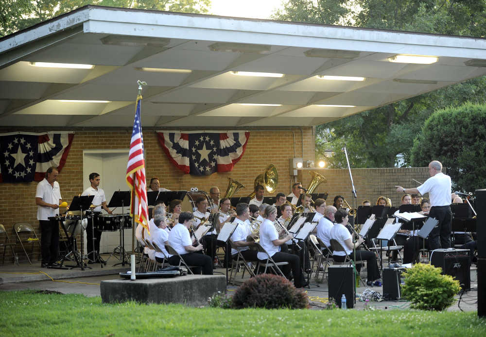 Outdoor concerts to begin soon in Cape, Jackson parks