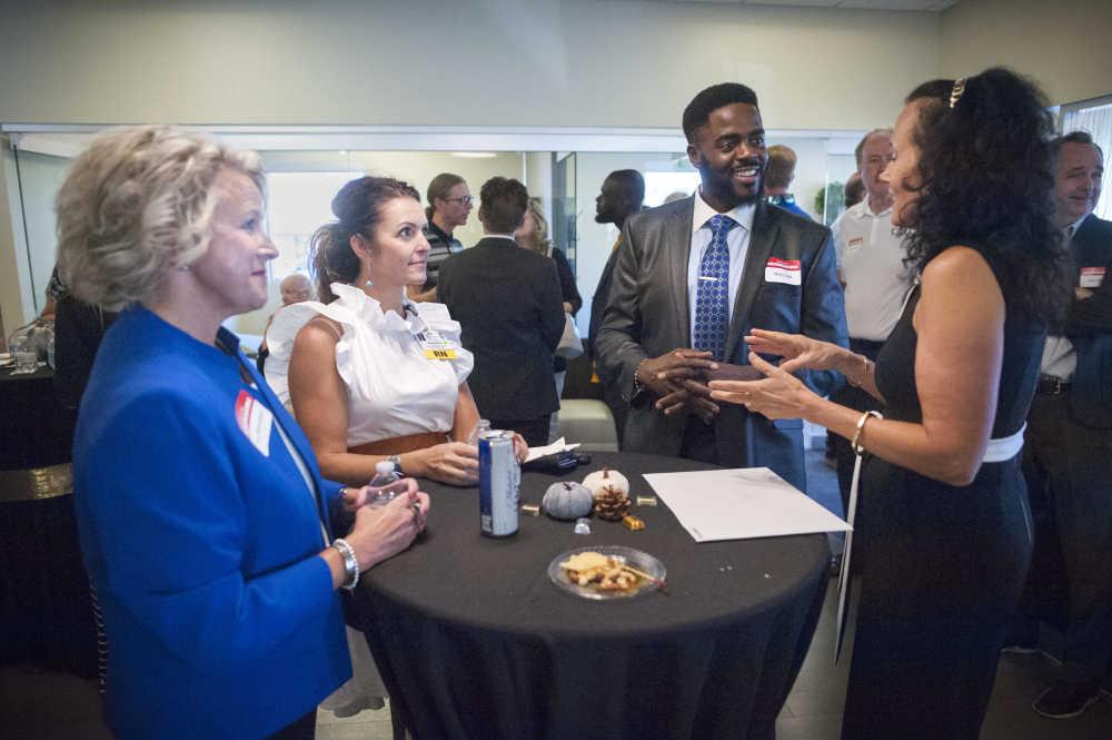 2019 B Magazine Newsmakers awards reception