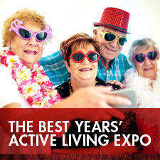 Active Living Expo coming Oct. 9