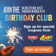 Sign up for birthday coupons and gifts from our sponsors