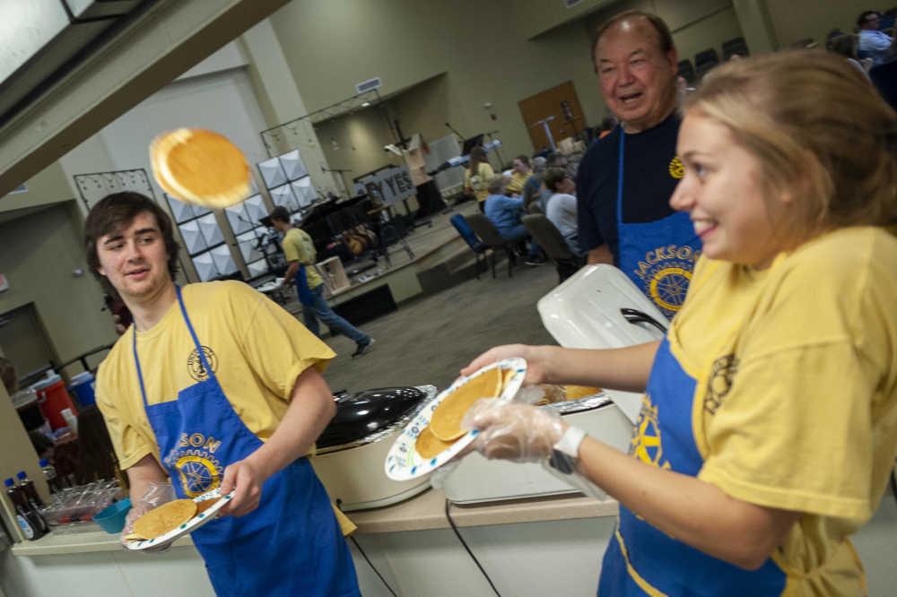 Jackson Rotary Pancake Day
