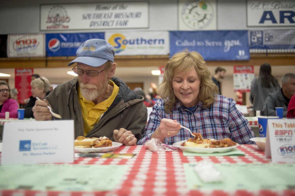 Parks & Recreation Foundation's Spaghetti Day 2019