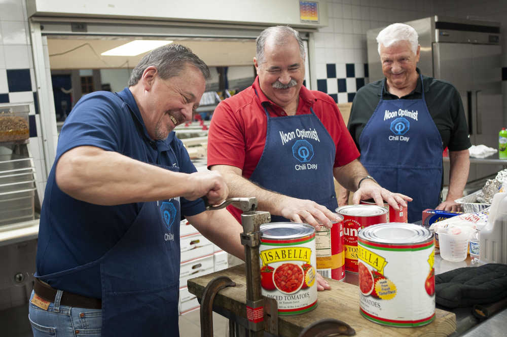 Chili Making: behind the scenes at the 36th annual Chili Day