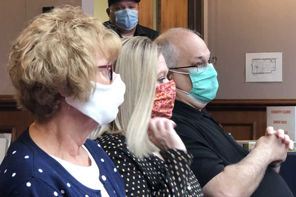Commissioners approve coronavirus study funding