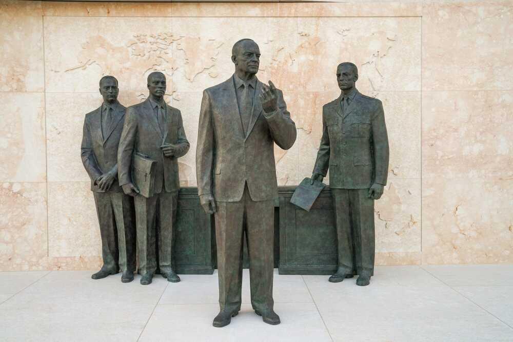 Southeast prof says Eisenhower memorial in Washington 'long overdue'
