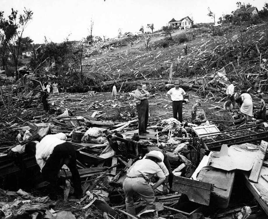 Cape tornado's 70th anniversary; more history of the railroad bonds