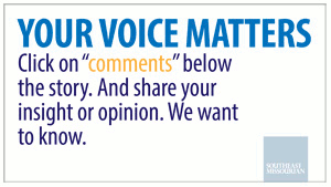 Your voice matters. Leave a comment below.