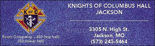 Jackson Knights of Columbus