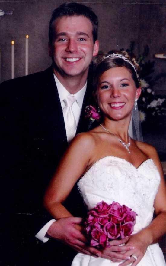 Wedding Myer Lane 9306 Southeast Missourian Newspaper Cape