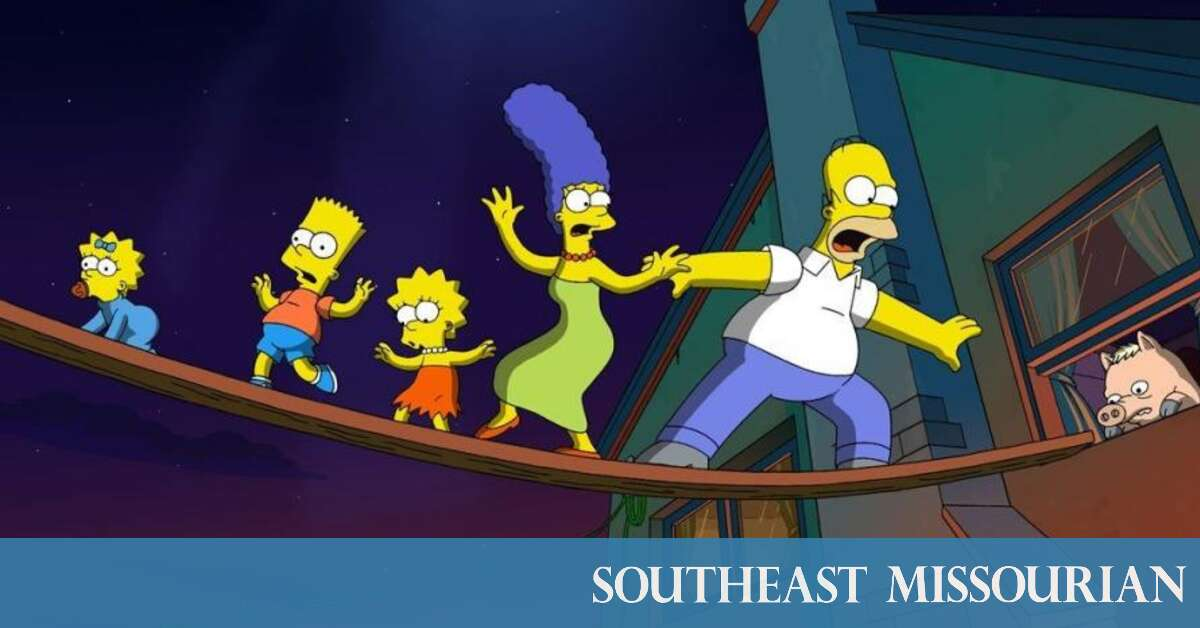 Entertainment Will Fans Cry Woo Hoo Or D Oh Over Simpsons Movie 7 27 07 Southeast Missourian Newspaper Cape Girardeau Mo