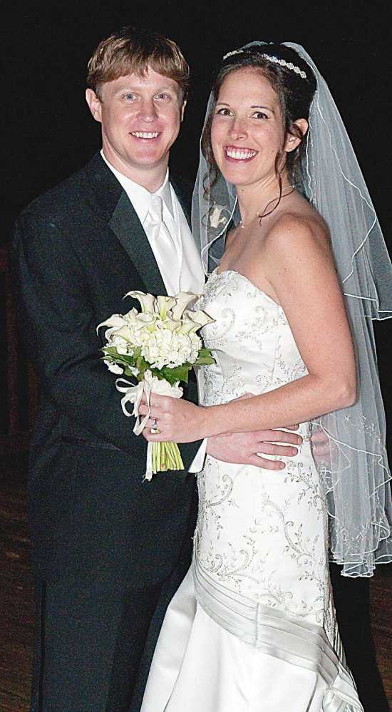 Marsha Suzanne Yancey And James Matthew Lewis Were Married Nov 7 2009 In Ivy Hall At The Historic Roswell Mill Ga