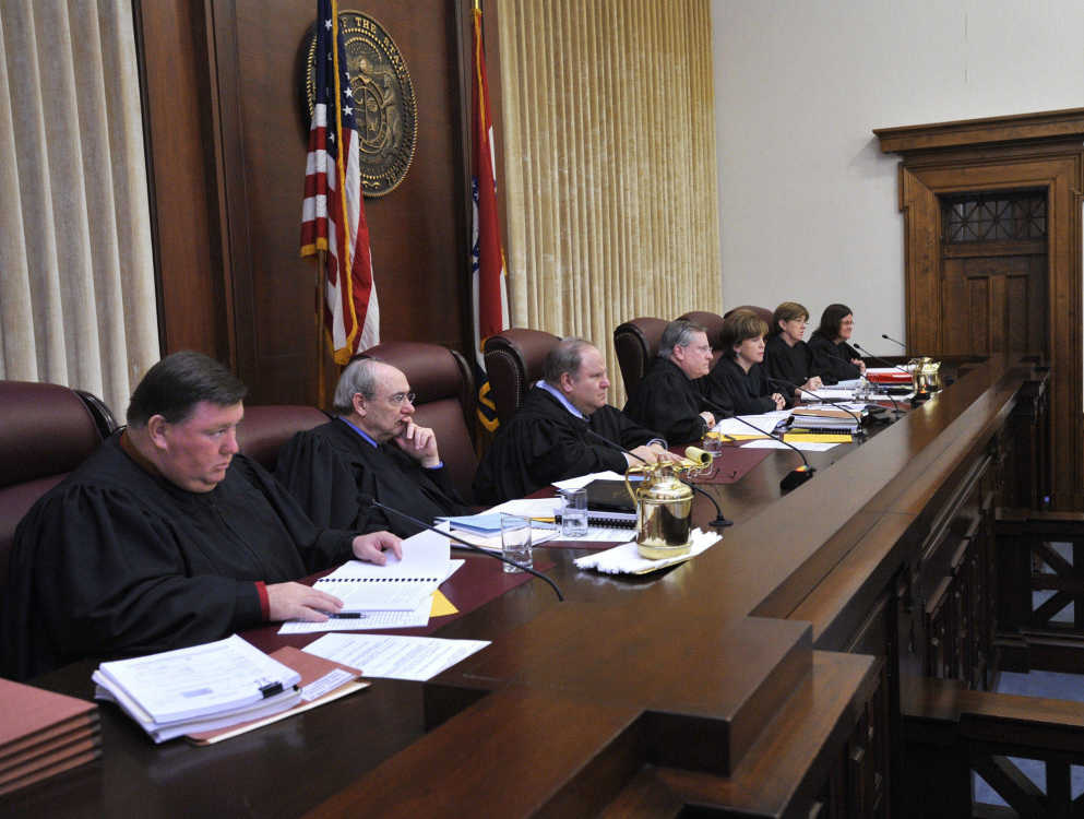 Photo gallery: Purcell v. Cape County Commission before the Missouri Supreme Court