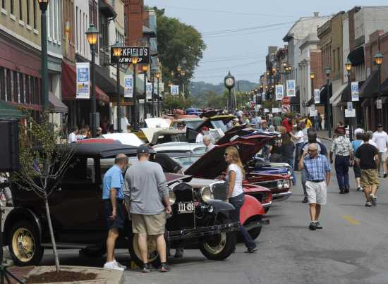 Local News Annual Classic Car Show In Downtown Cape Set For Sunday - Market street car show