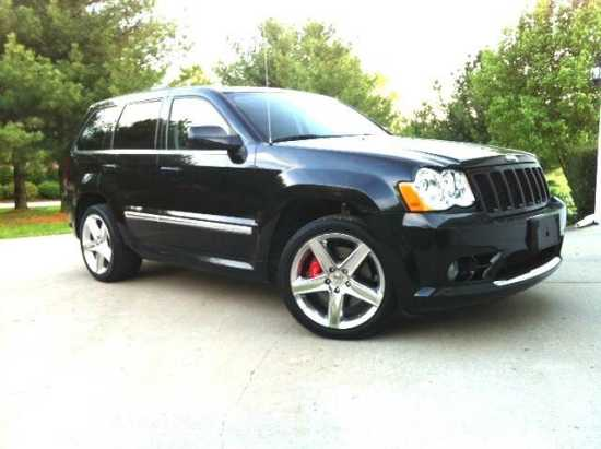 Ride Of The Week: 2010 Jeep Grand Cherokee SRT8