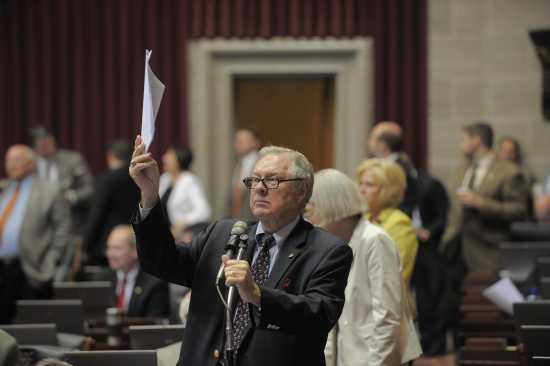 Terry swinger missouri state legislator
