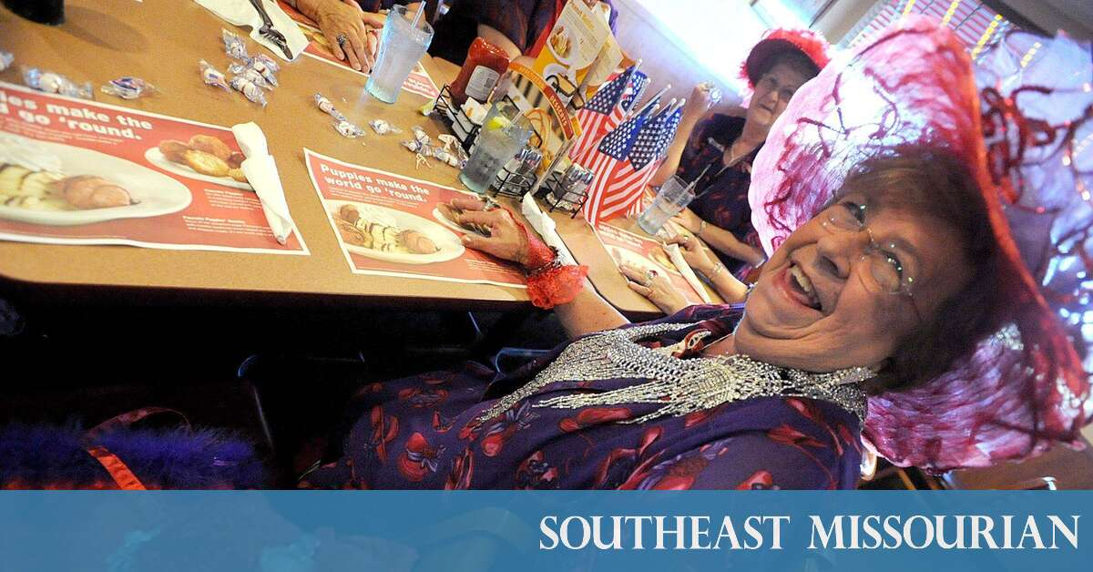 Community: The Red Hat Society is a way of life for members of all