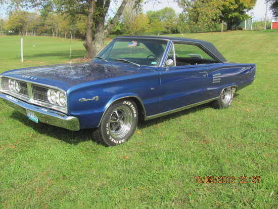 Submitted Story: Ride of the Week: 1966 DODGE CORONET 500 ... on